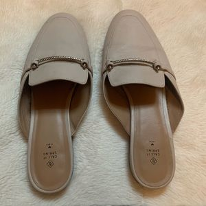 Call it spring loafers